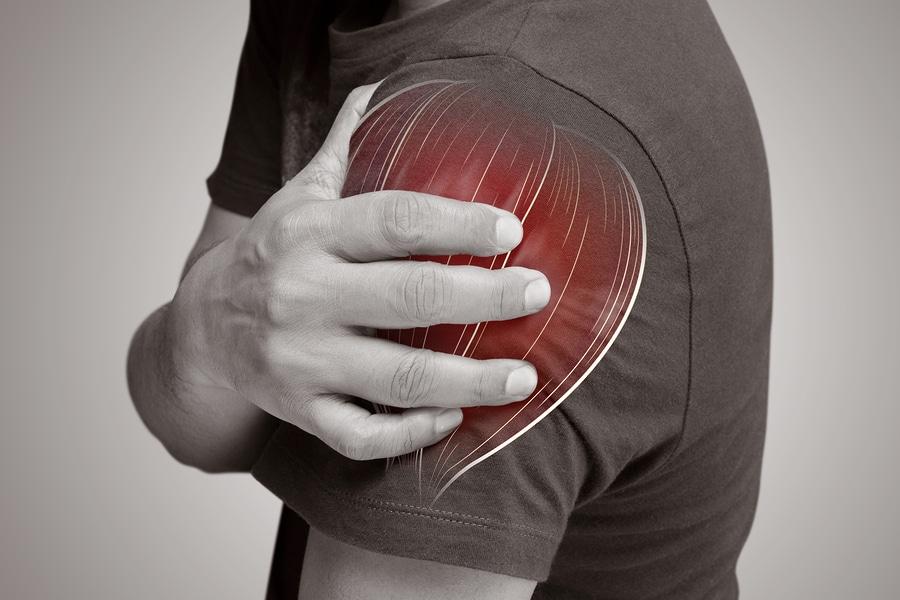 Bemessung des Invaliditätsgrades bei Beeinträchtigung eines Arms im Schultergelenk